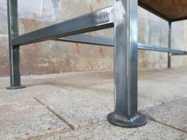 Industriële Eettafel | 250x72