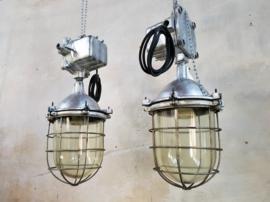 XL Industriële Kooilamp