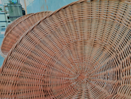 Vintage Rotan Kuipstoelen