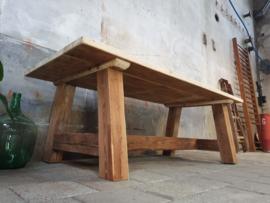 XL Houten Eettafel | 230x100