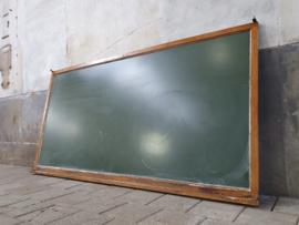 Vintage Belgisch Schoolbord XXL III