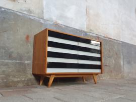 Jiroutek Design Dressoir | Zwart-Wit II
