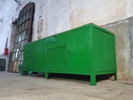 Groen Industriële Werkbank IX