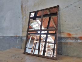 Industriële Hangspiegel Roest | 62x44