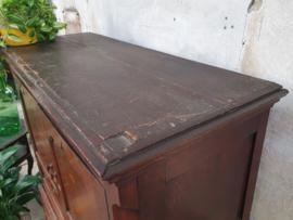 Antieke Engelse Buffetkast   H183