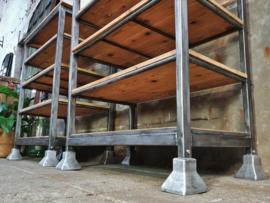 Industriële Stalen Stellingkasten II