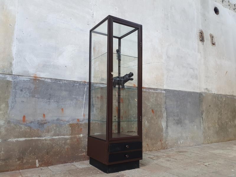 Staande Winkelvitrine | H 174cm