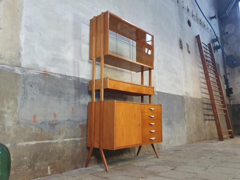 Jaren '60  Highboard | Design by Jirák IV