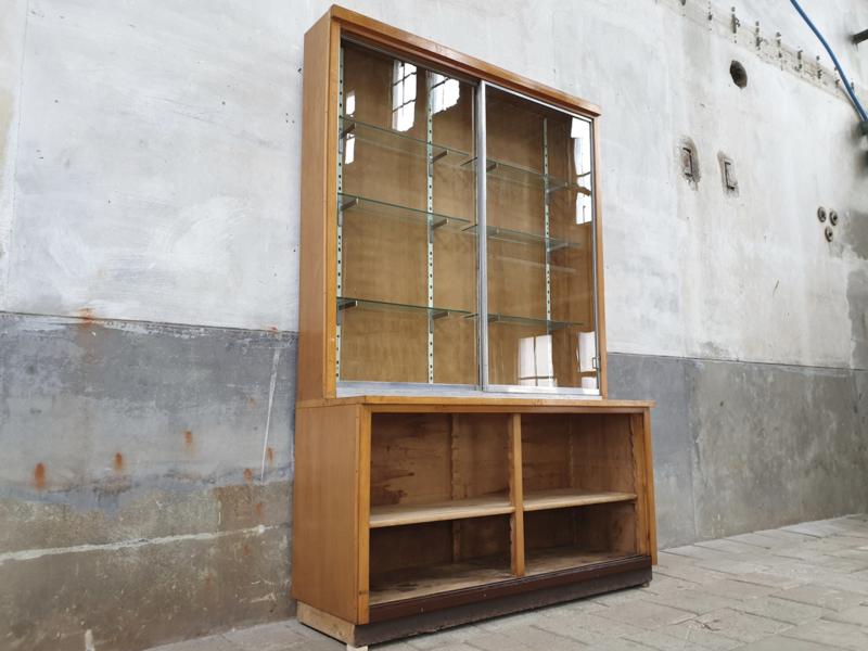 Vitrinekast Voor Winkel.Vintage Winkel Vitrinekast Kasten Pakhuis Noord