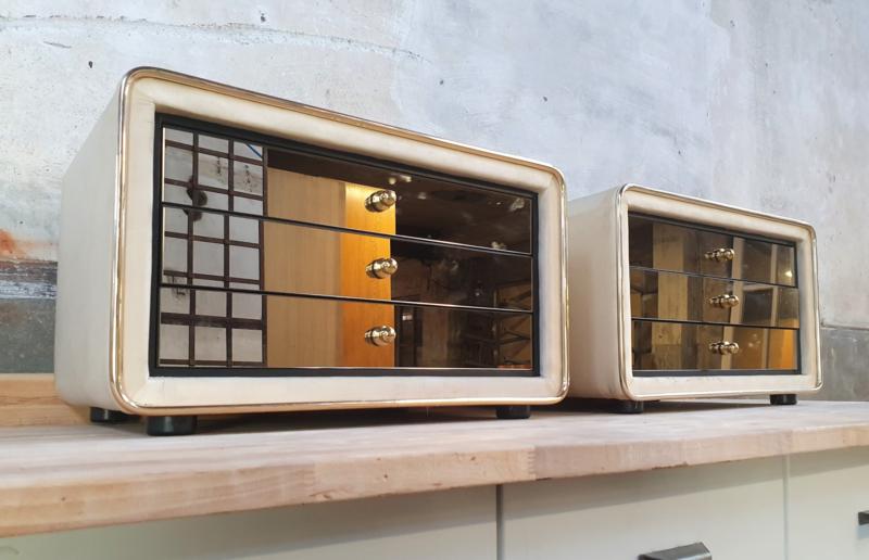 Jaren '80 Design Kastjes