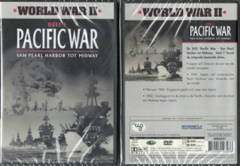 WORLD WAR II PACIFIC WAR VAN PEARL HARBOR TOT MIDWAY DVD