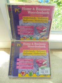 HOME EN BUSINESS WOORDENBOEK NEDERLANDS ITALIAANS EN OMGEKEERD
