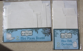 HOBBYPAKKET MINI PIZZA EN MELK BOX