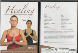 RELAX EN ONTSTRESS HEALING DVD EN CD in één box