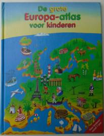 DE GROTE EUROPA ATLAS VOOR KINDEREN 9789052951867