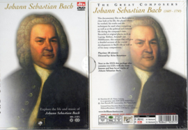 JOHANN SEBASTIAN BACH DVD/ CD'S BOX 5028421923574