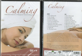 RELAX EN ONTSTRESS CALMING DVD EN CD in één box