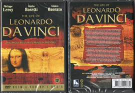 Da Vinci Leonardo The life of 2 DVD Box