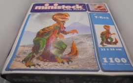 MINISTECK T-REX 33X26 CM