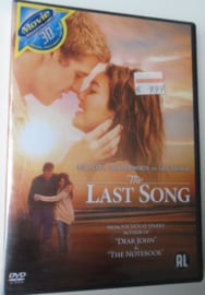 THE LAST SONG DVD 8717418278052
