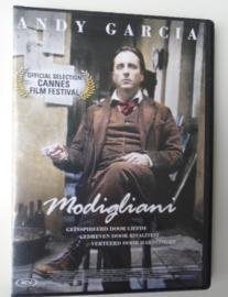MODIGLIANI DVD 8712609655742