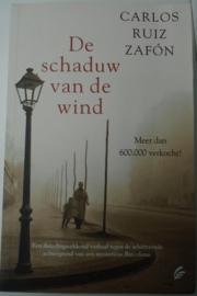 DE SCHADUW VAN DE WIND 9789056723101.