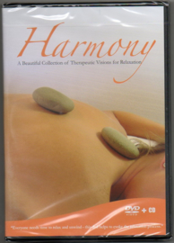RELAX EN ONTSTRESS HARMONY DVD EN CD in één box