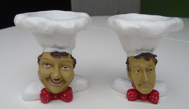 LAUREL & HARDY COLLECTERS ITEM EIERDOP