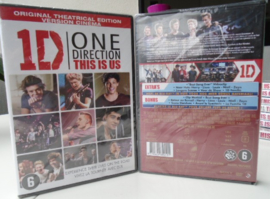 One Direction DVD 8712609604511