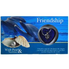UNIEK GIFT LOVE PEARL FRIENDSHIP IN PRACHTIGE VERPAKKING.