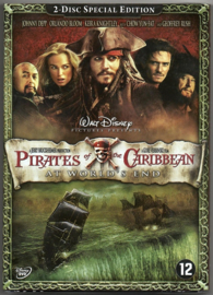 PIRATES OF THE CARIBBIEN 2 DVD BOX SPECIAL EDITION