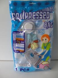VACUUM ZAKKEN HOME (COM. bag) MT 70x90 CM (2 stuks)