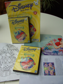 DISNEY DE KLEINE ZEEMEERMIN TIJDSCHRIFT EN CD ROM 70 stuks