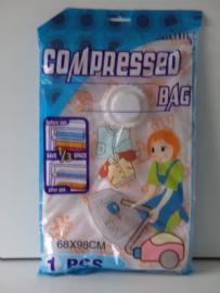 VACUUM ZAKKEN HOME (COM. bag) MT 68x98 CM (2 stuks)
