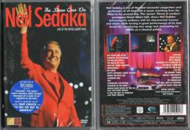 NIEL SEDAKA THE SHOW GOES ON DVD 5034504959576