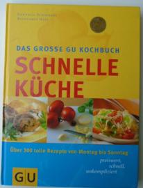 DAS GROSSE GU KOCHBUCH SCHNELLE KÜCHE 9783774240872.