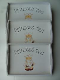 DIENBLADEN 3 DLG SET  PRINCESS TEA
