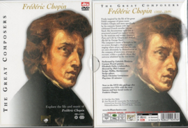 FREDERIC CHOPIN  DVD/ CD'S BOX 5028421923536