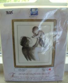 BORDUURPAKKET VADER EN BABY