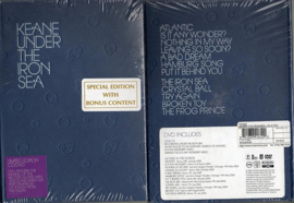 KEANE UNDER THE IRON SEA SPECIAL DVD EDITION met Bonus Content 821838418122