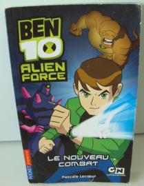 BEN 10 ALIEN FORCE - LE NOUVEAU COMBAT