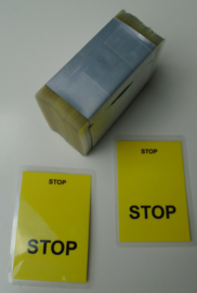 STOP BUNDELS