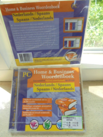 HOME EN BUSINESS WOORDENBOEK NEDERLANDS SPAANS EN OMGEKEERD