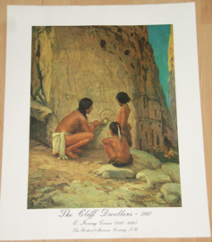 THE CLIFF DWELLERS 1 POSTER