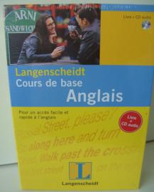 Langenscheidt Cours de base Anglais.