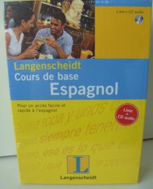 Langenscheidt Cours de base Espagnol.