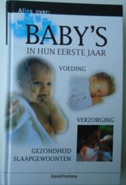 BABY'S in hun eerste jaar 9789026921742