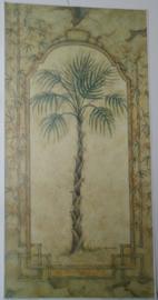 POSTER PALM CREATION II 60 x 30 cm