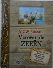 JOUW MISSIE VEROVER DE ZEEEN 9789088200786