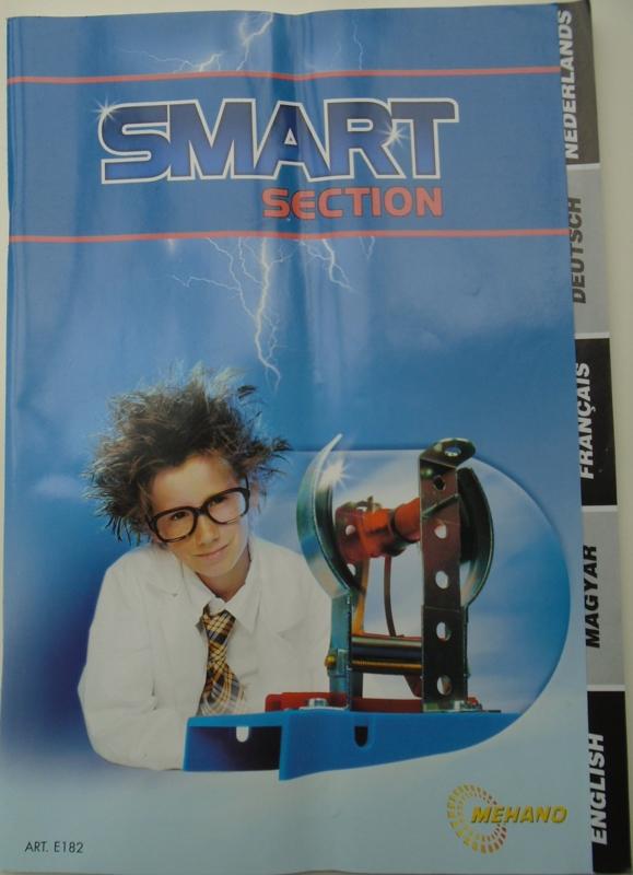 MEHANO SMART SECTION 153 Experimenten